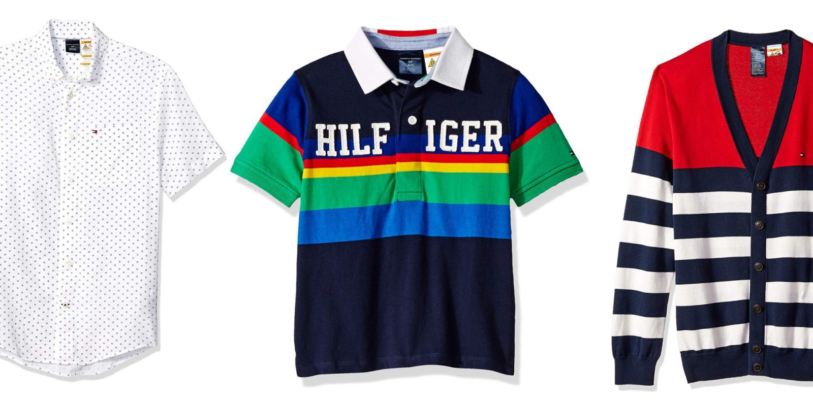 Tommy Hilfiger Adaptive apparel up to 30% off: T-shirts, pants, more from $20