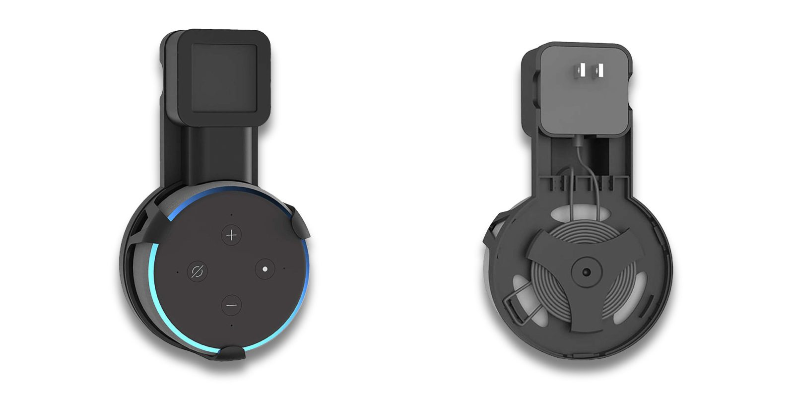 Pick up two WALI Echo Dot Outlet Mounts for just $8.50 at Amazon