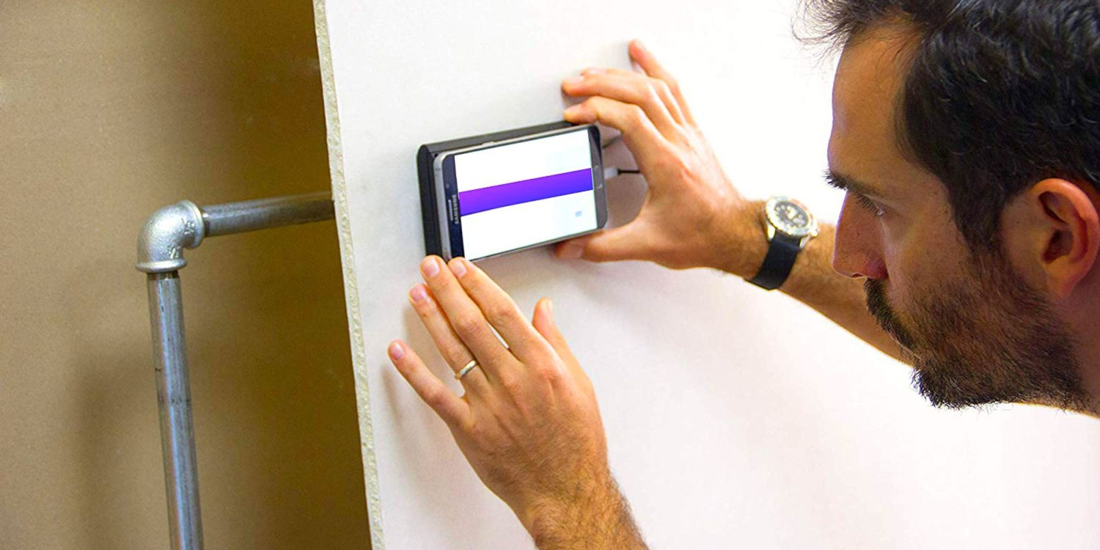 Walabot's Android-compatible DIY In-Wall Imager hits a new low: $50 (Reg. $70)