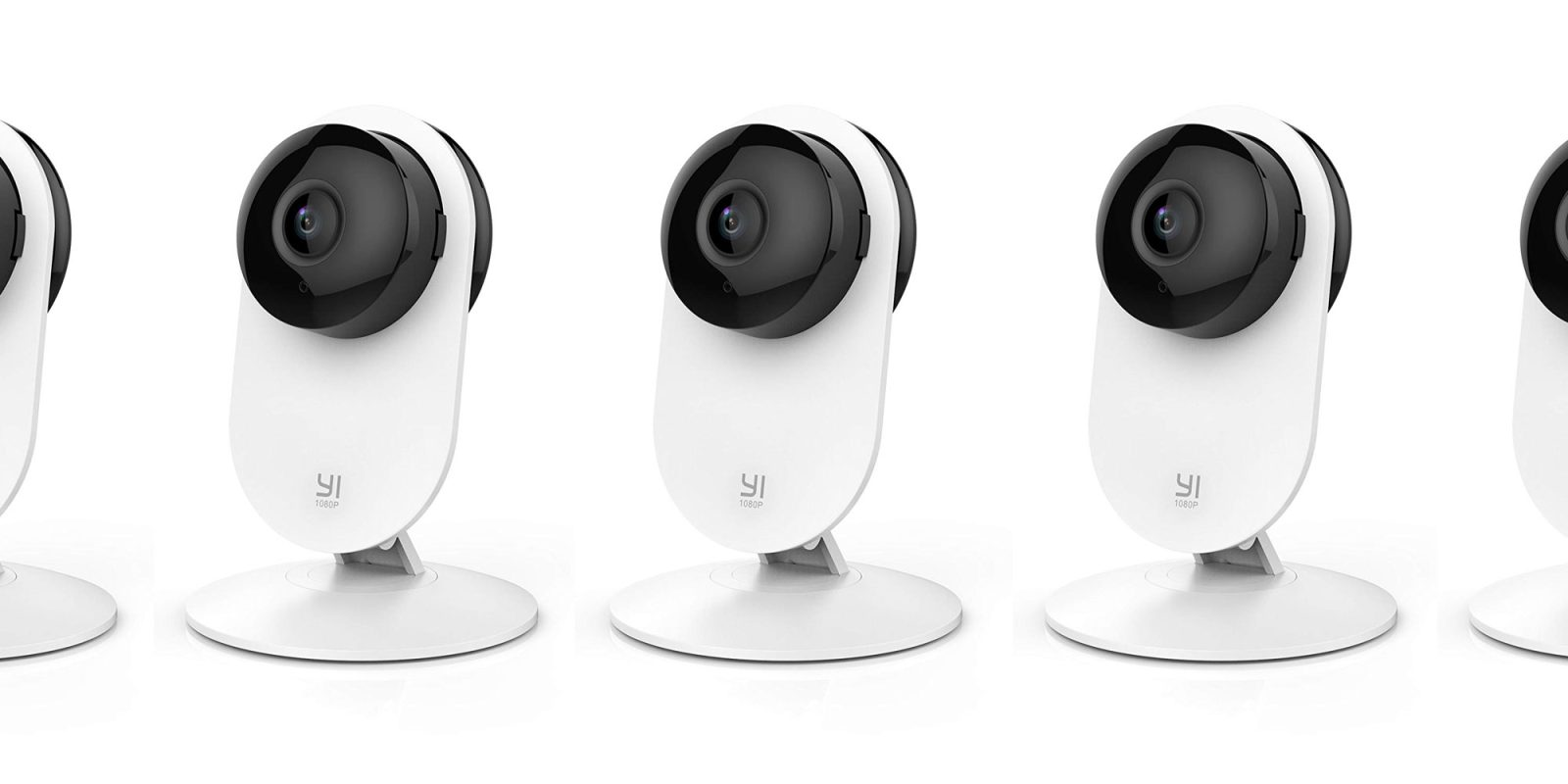 YI's Wi-Fi 1080p security camera supports local recording for $22 (25% off)