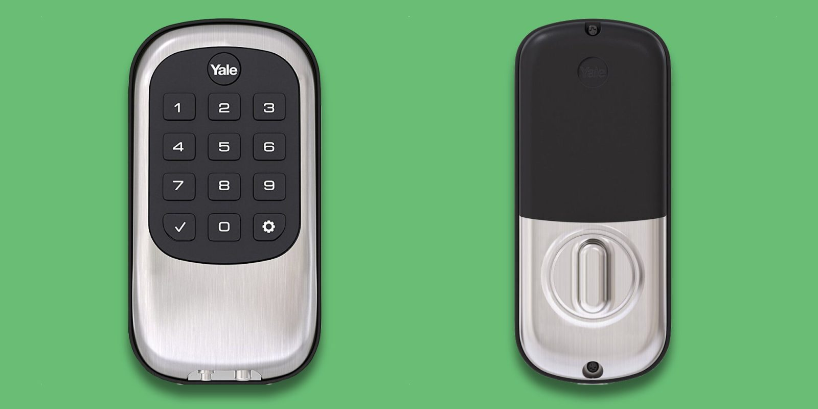 Outfit your smart home with Yale's Z-Wave Push Button Deadbolt for under $83