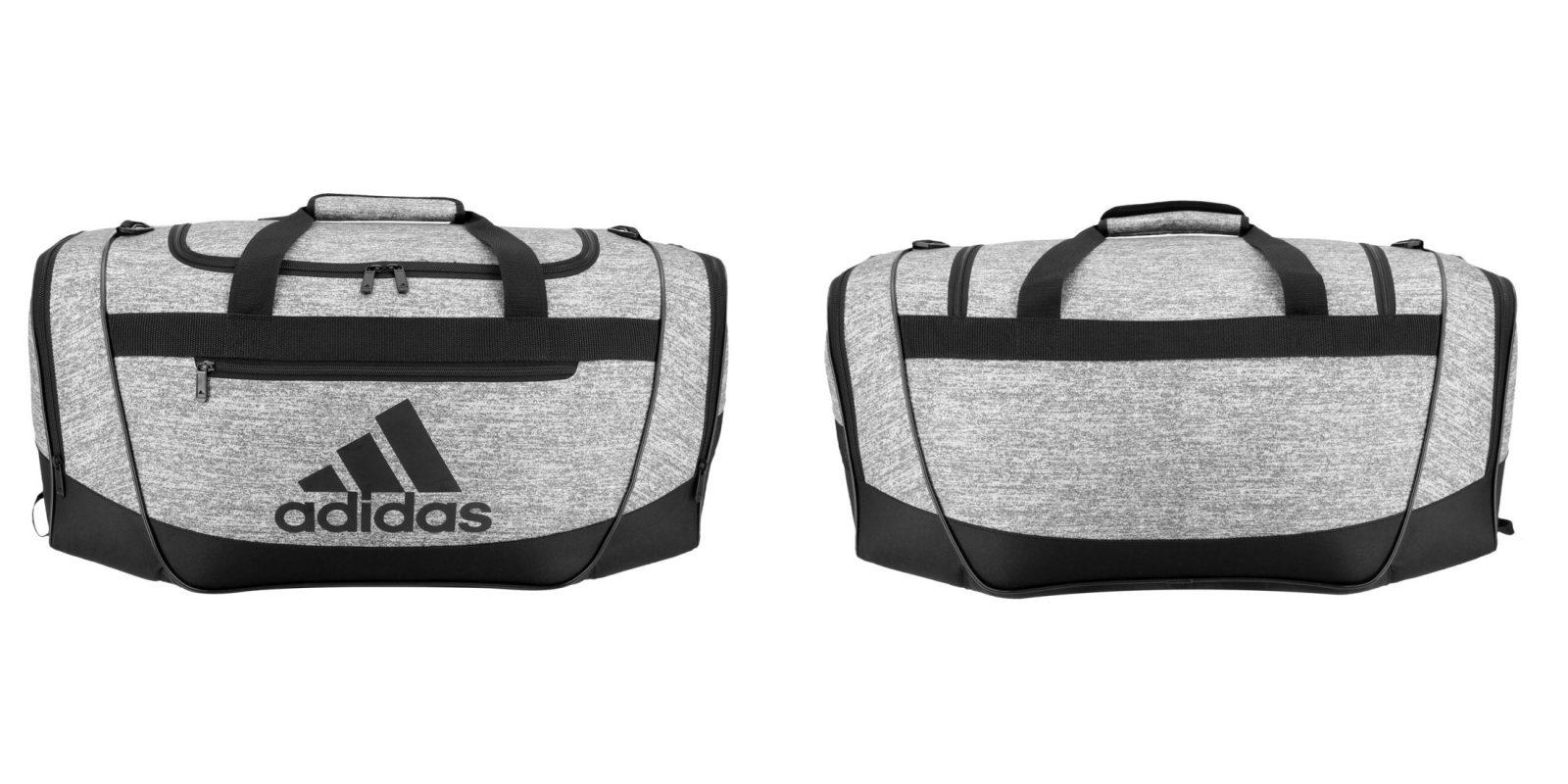 4a49361b6 Make this $19.50 adidas Defender III Medium Duffel your brand new gym bag
