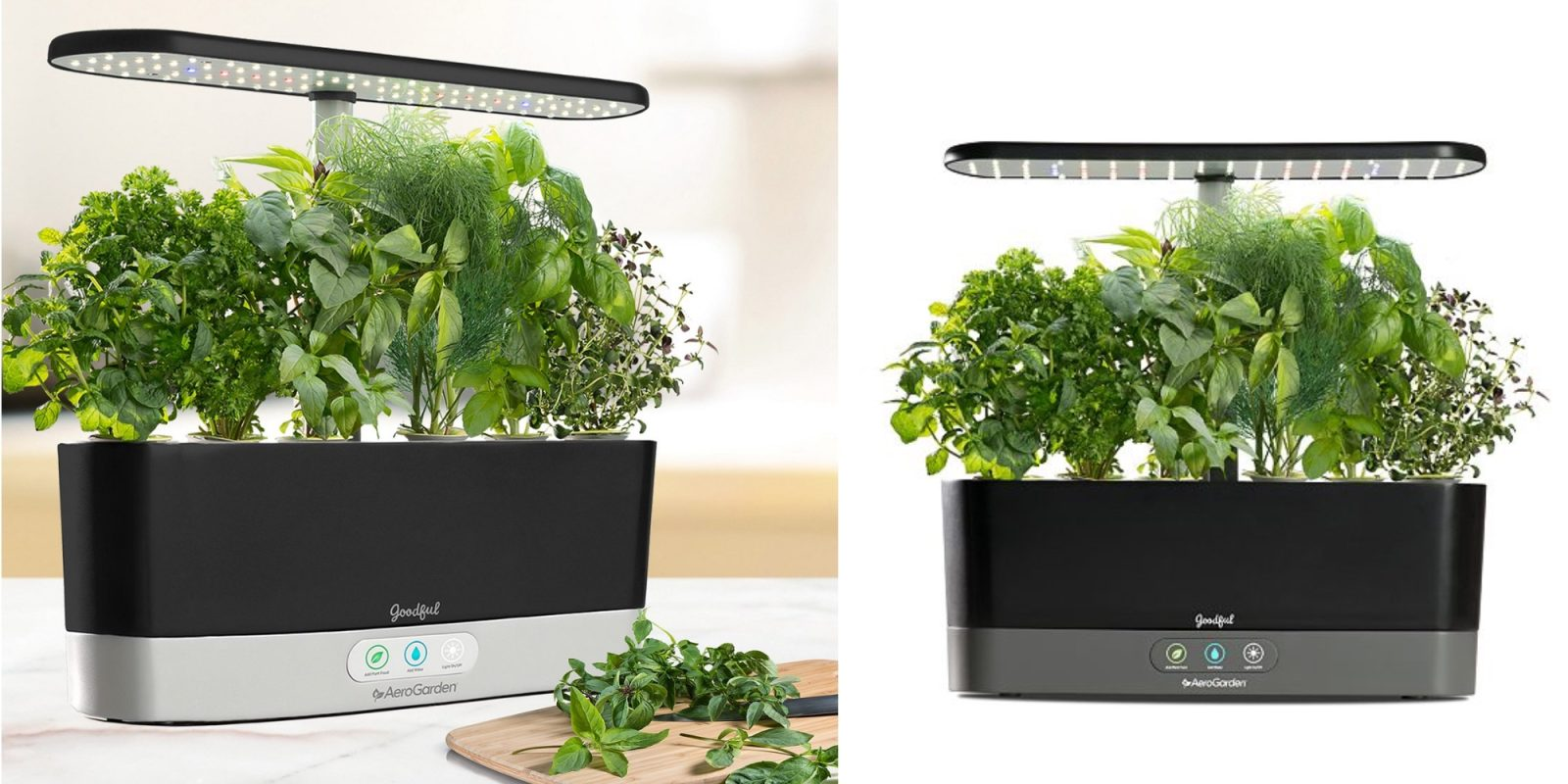 Save 60% on AeroGarden's Harvest Slim Countertop Garden at a new low of $76