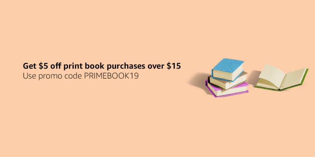 de0bd98770b5c Prime Day delivers $5 off book orders of $15+ - 9to5Toys