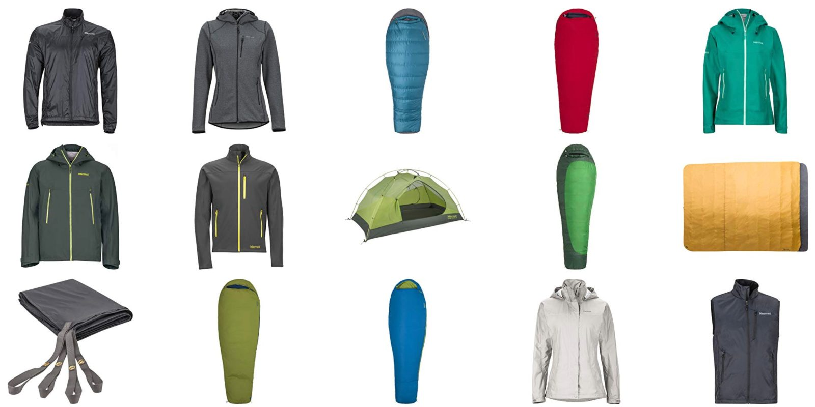 Amazon's camping sale includes Marmot, Columbia, more up to 40% off