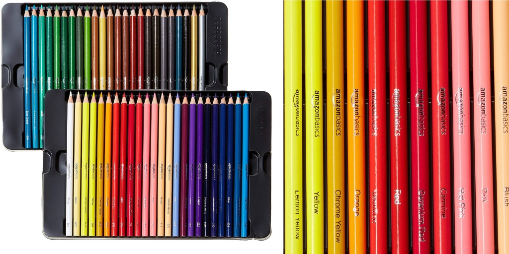 Amazon 48-count colored pencils can be yours for only $11 ...
