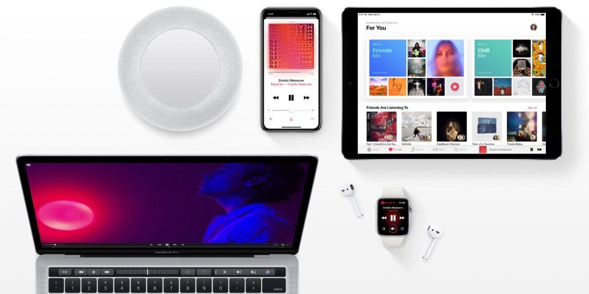 apple music student
