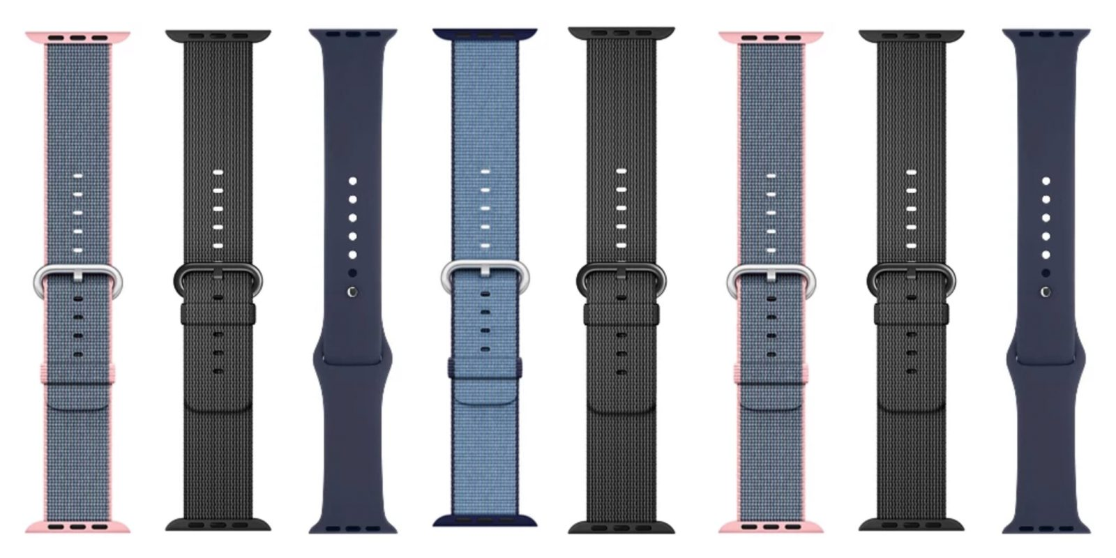 Official Apple Watch bands from $14.50 in various colors/styles (Reg. $49)