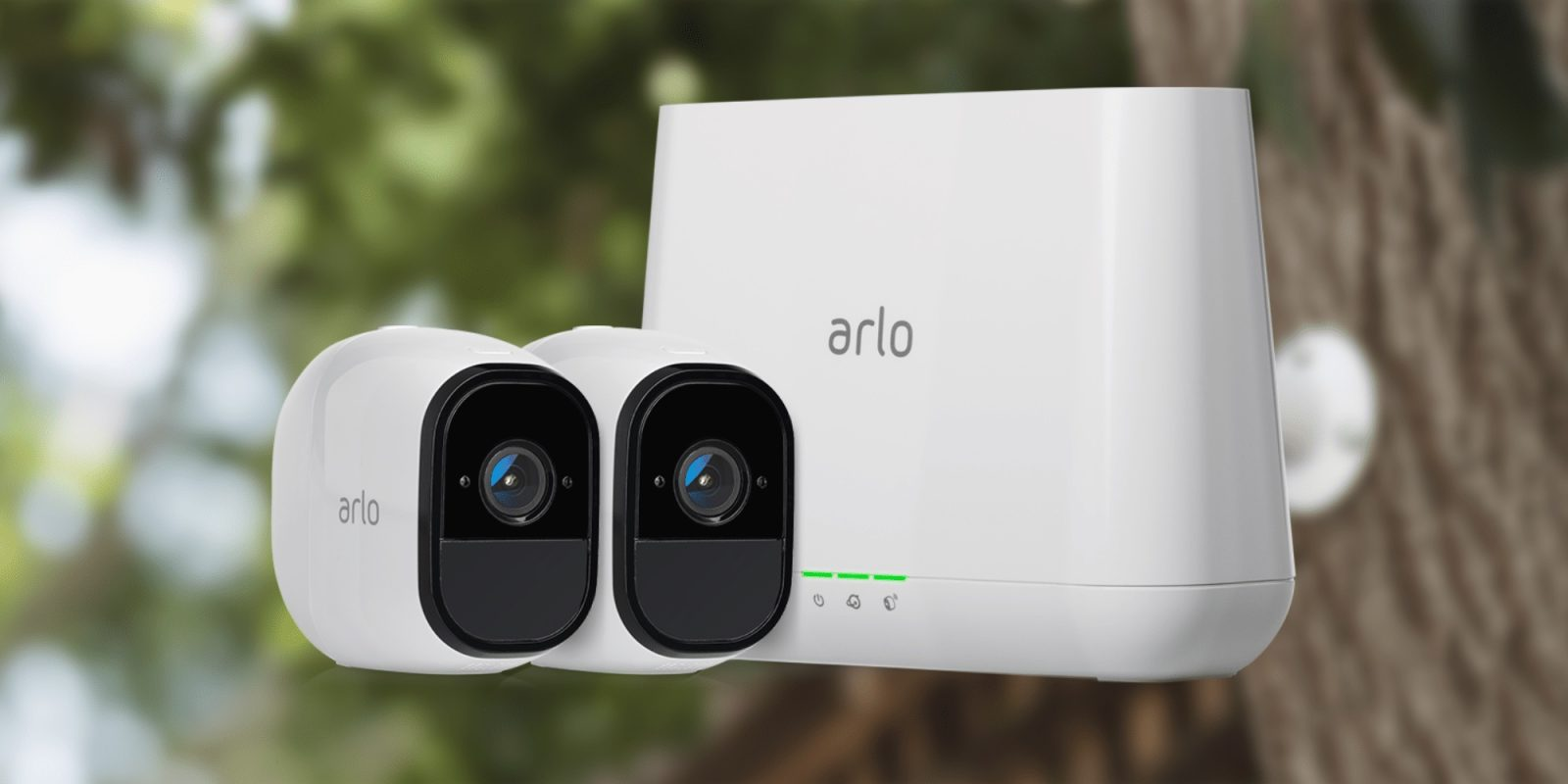 Score Arlo's Pro 2 Two-Camera System at a new all-time low of $271