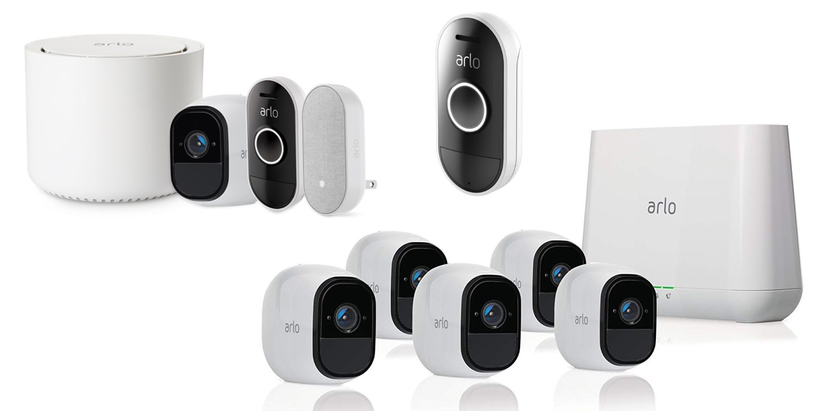 Save up to 30% on Arlo Home Security Systems + accessories from $40 at Amazon
