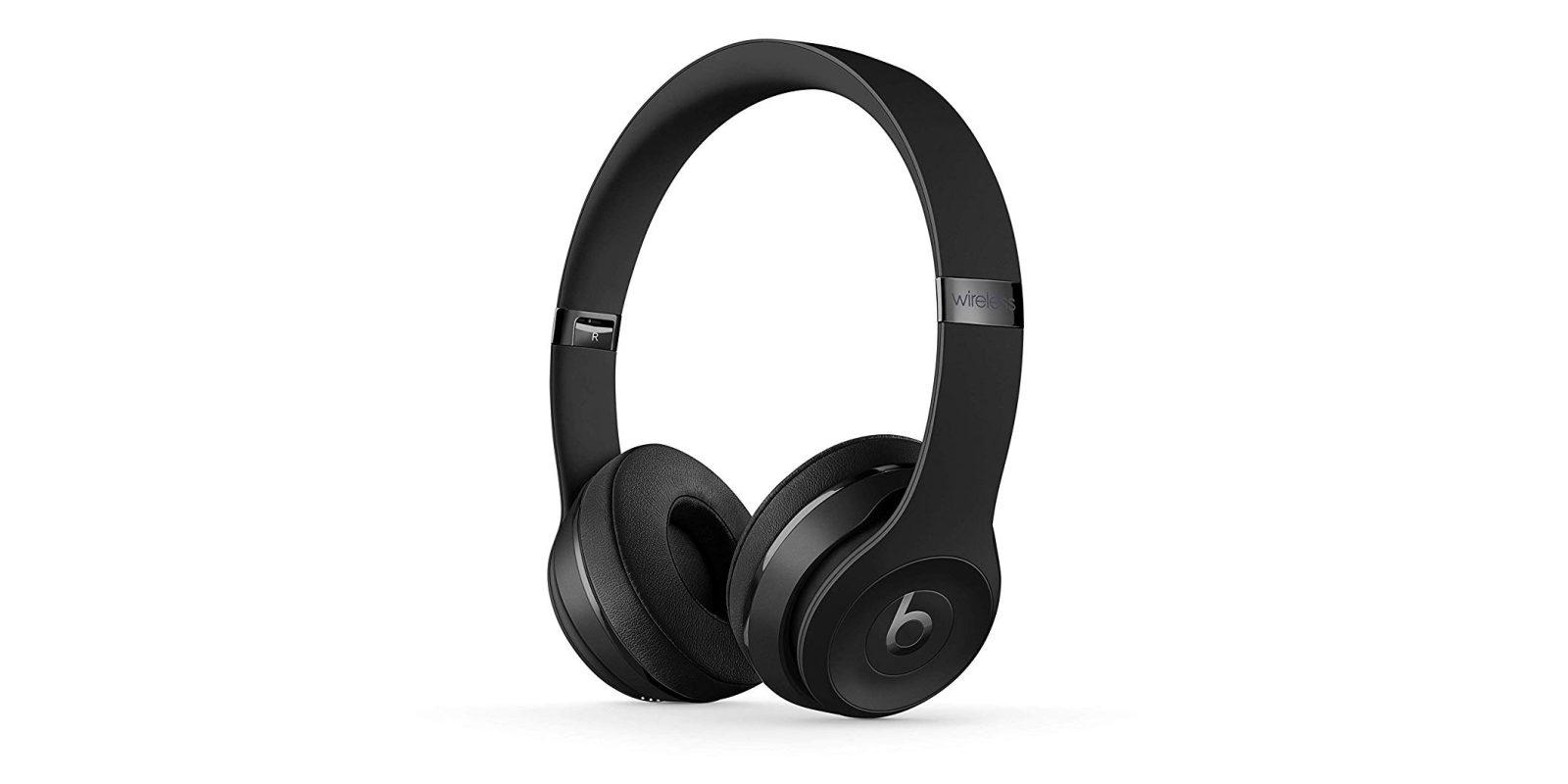 fc0ccca385a Beats Solo3 Wireless Headphones offer 40 hour battery life for $140 (Reg.  $190)