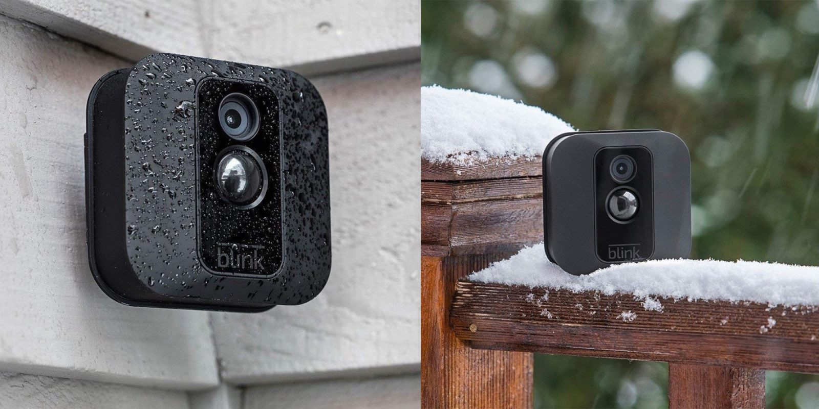 Blink XT Outdoor Cameras pack free cloud storage, save on bundles from $60