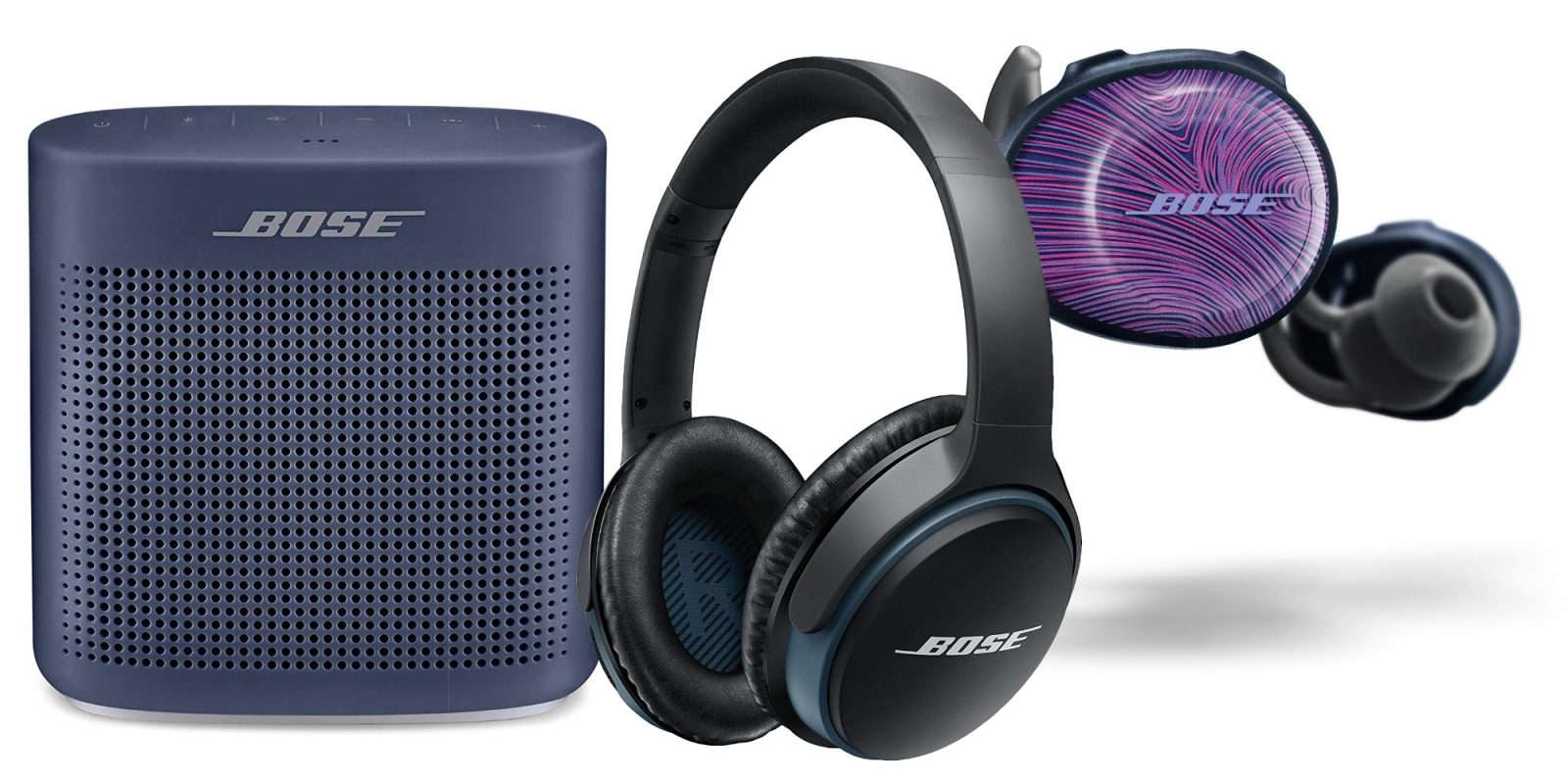 Score new all-time lows on Bose headphones + speakers for Prime Day from $89