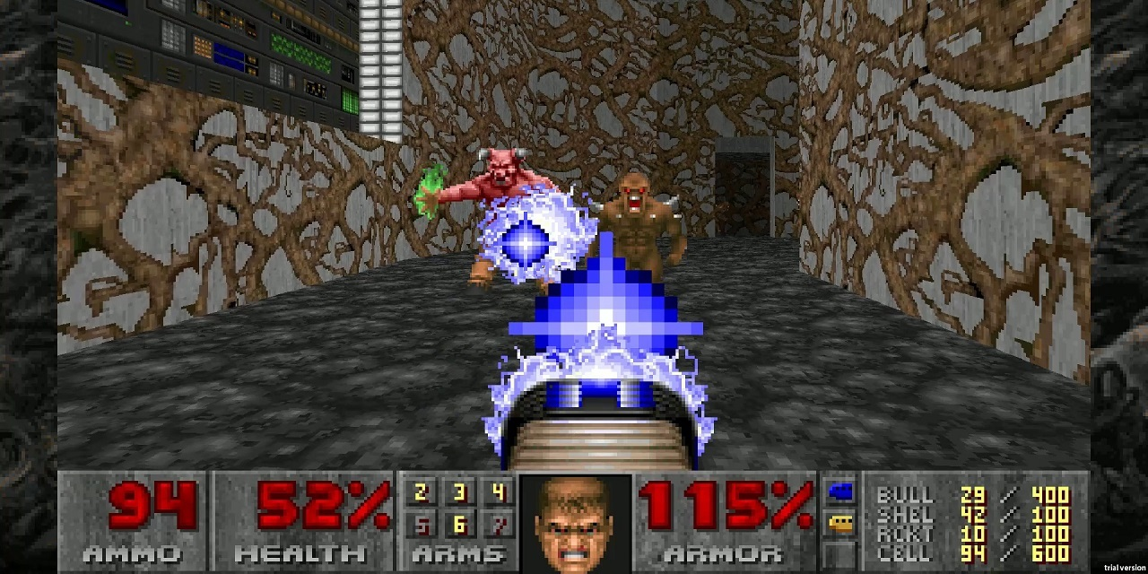 Classic DOOM games get re-released on console and iOS/Android, available now