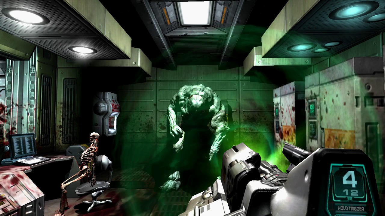 Classic DOOM games out now!