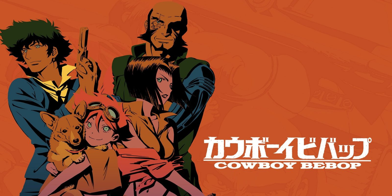 Just $5 will land you all of Cowboy Bebop in digital HD + more anime from $5
