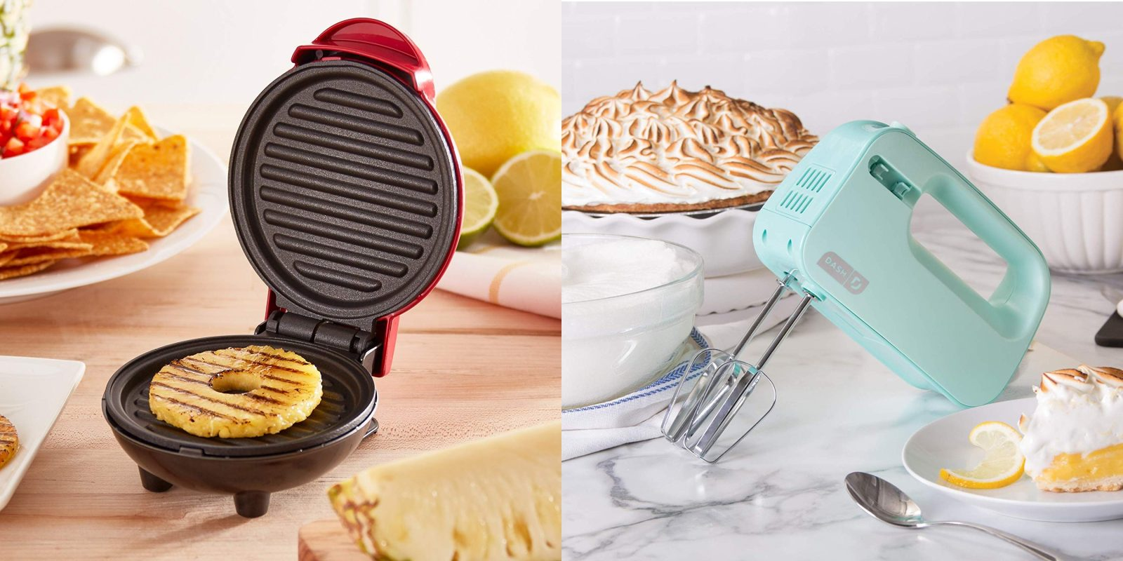 Outfit your kitchen with these Dash mini appliances from $8 Prime shipped