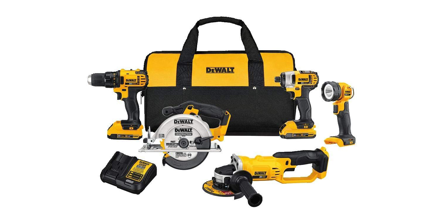 Amazon's DEWALT Gold Box has tools, accessories, more for Prime Day from $24