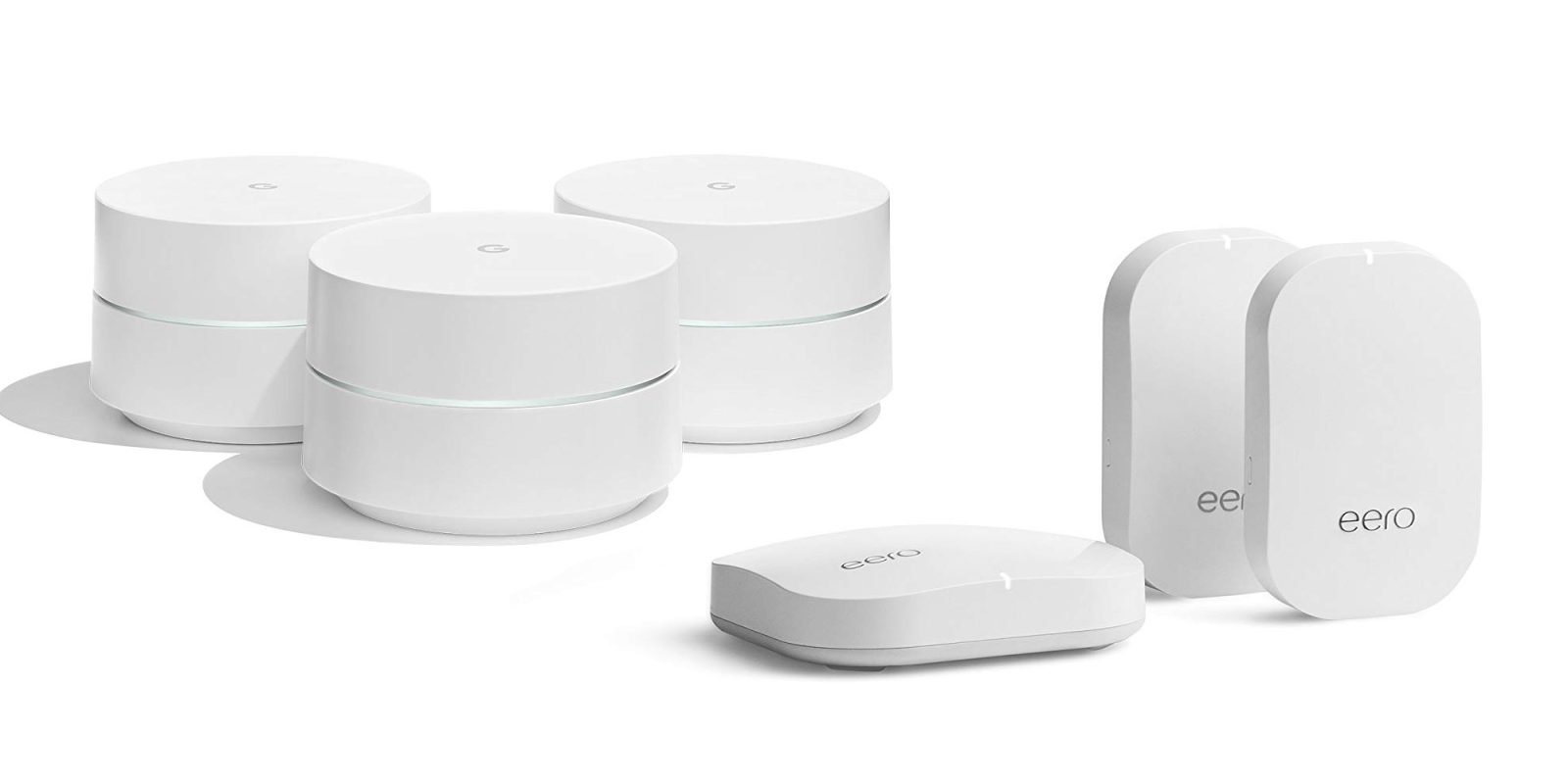 Prime Day yields an Amazon low on Google WiFi at $229 + eero bundles from $149