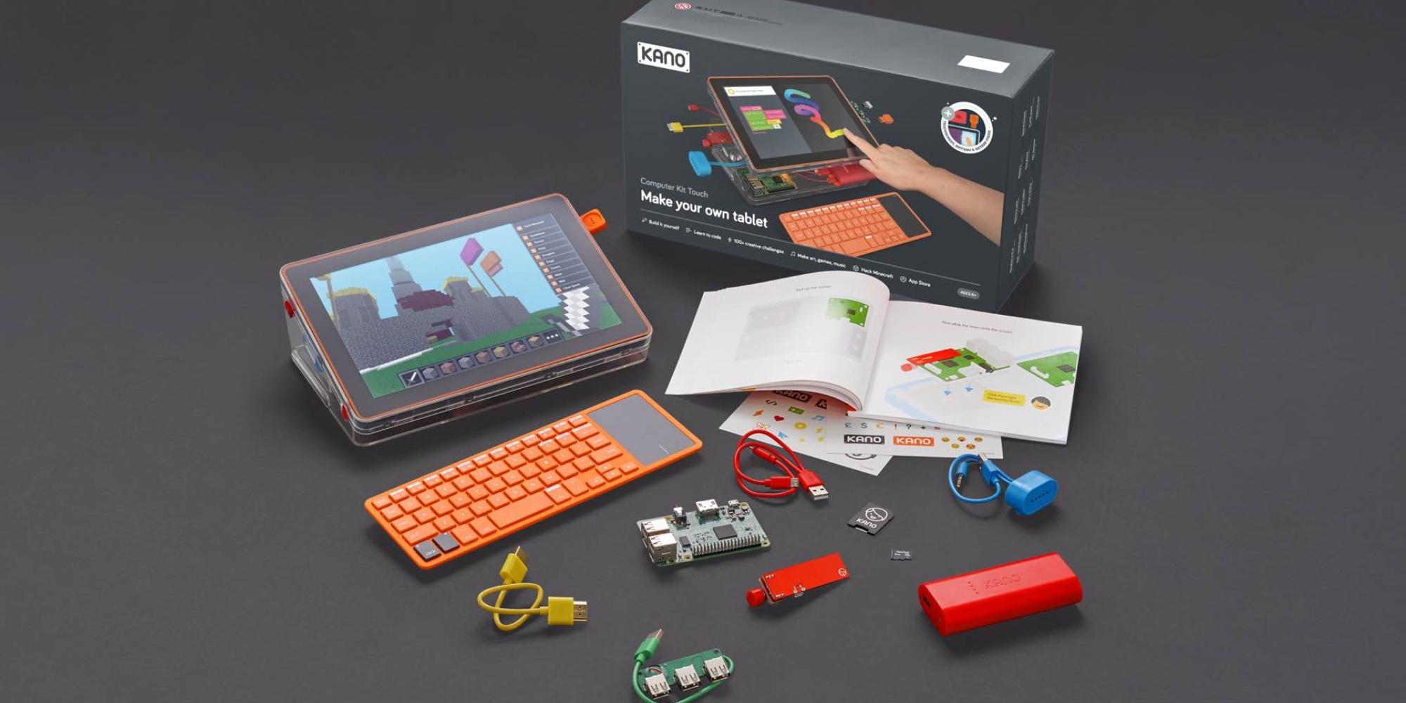 Best coding kits Kano