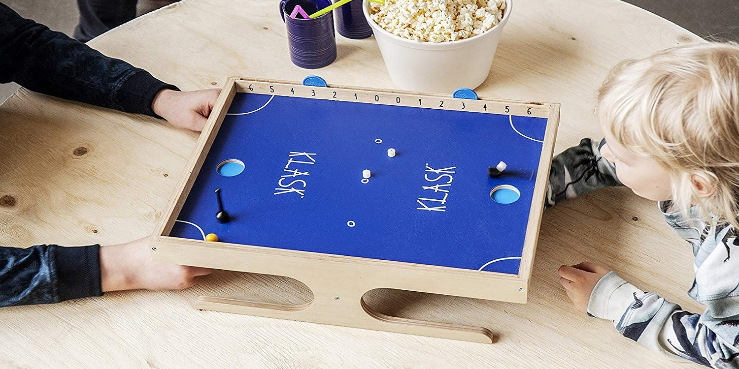 Danish tabletop game Klask is on sale at Amazon for $27.50 (Reg. up to $50)