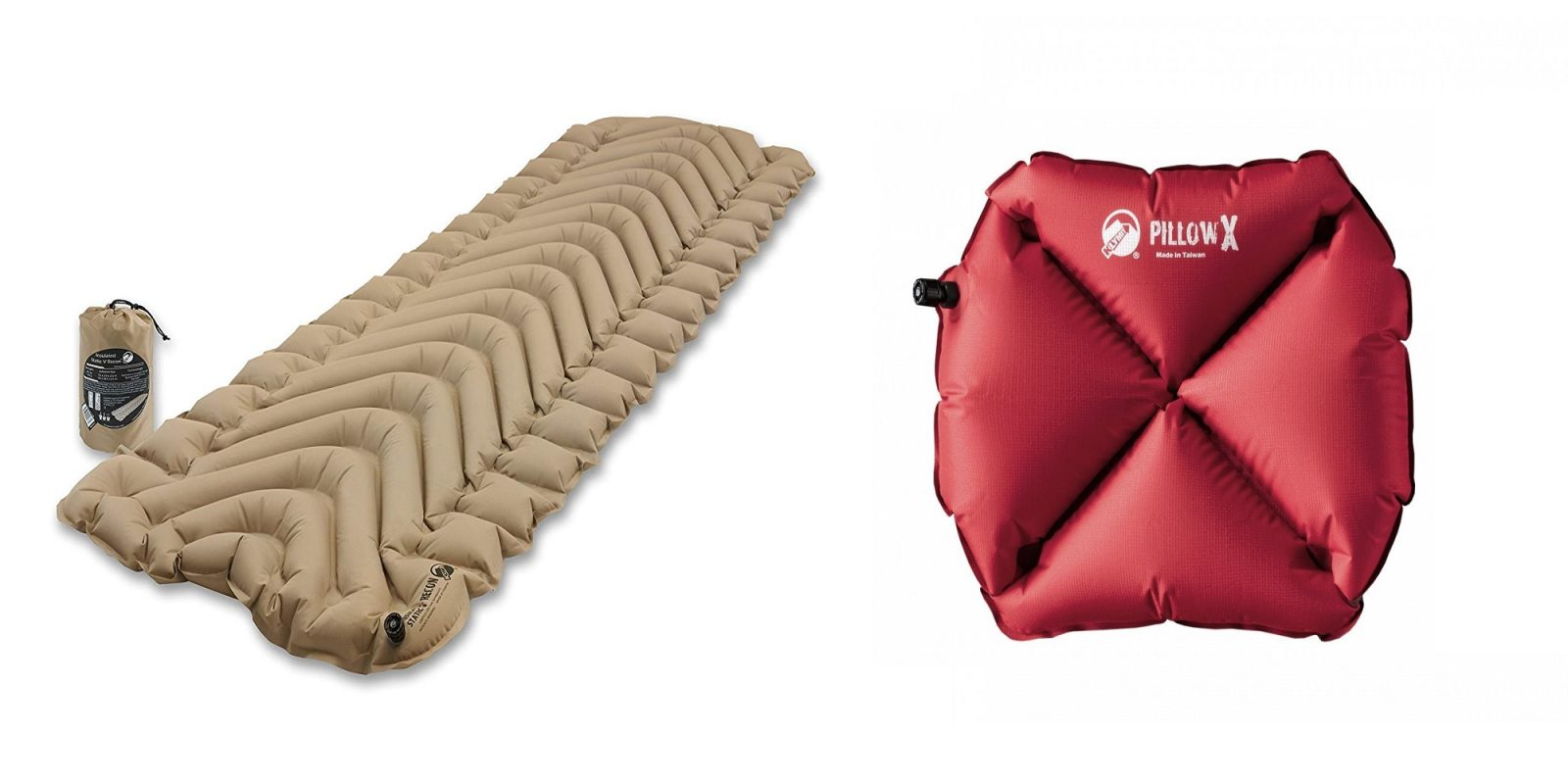 Get ready to go camping with Klymit gear at up to 30% off, deals from $12