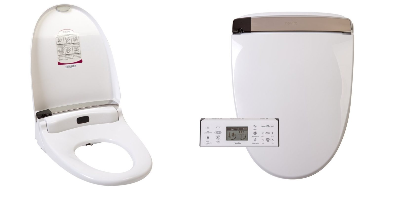 Upgrade Your Toilet With A Kohler Electric Bidet Seat At