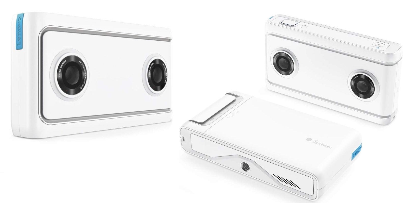 Shave 66% off Lenovo's Daydream-enabled Mirage VR Camera at a new low of $100