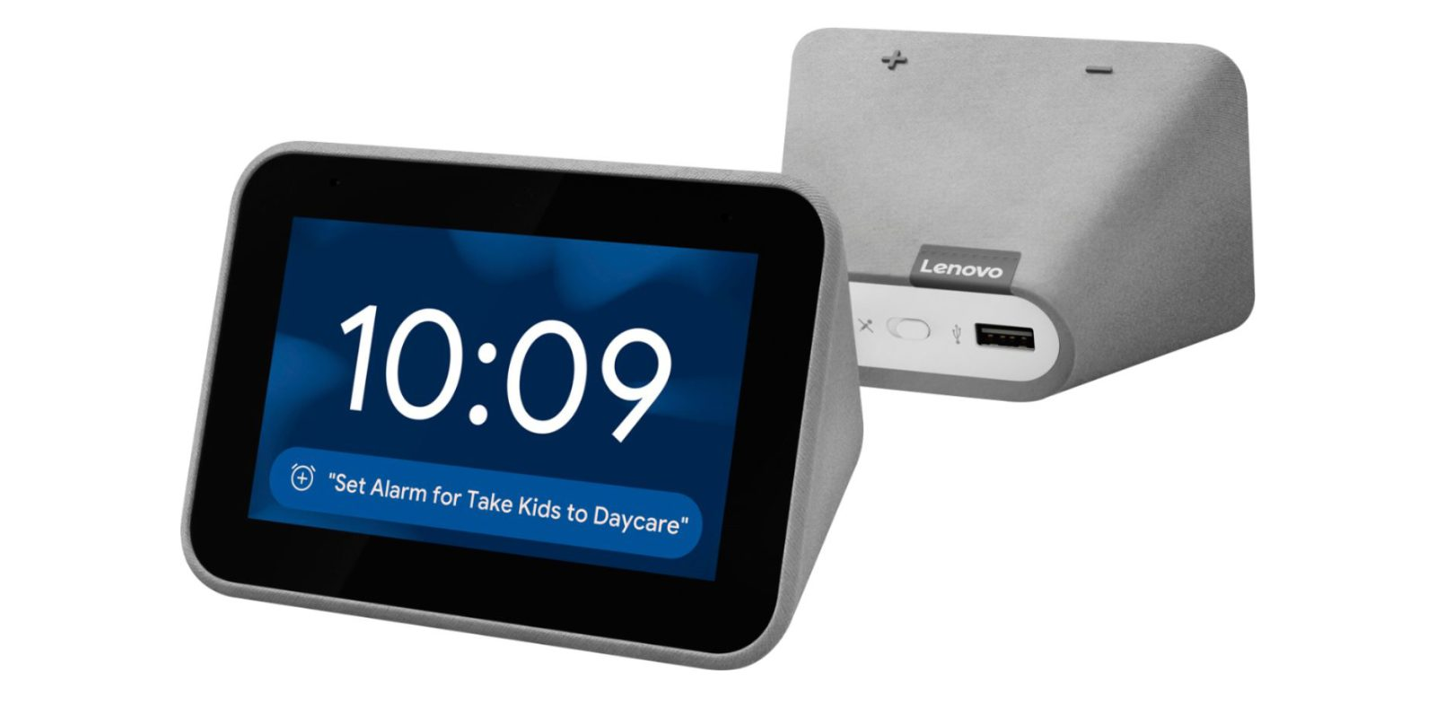 Lenovo Smart Clock with Assistant hits new low at $50, Smart Display from $90