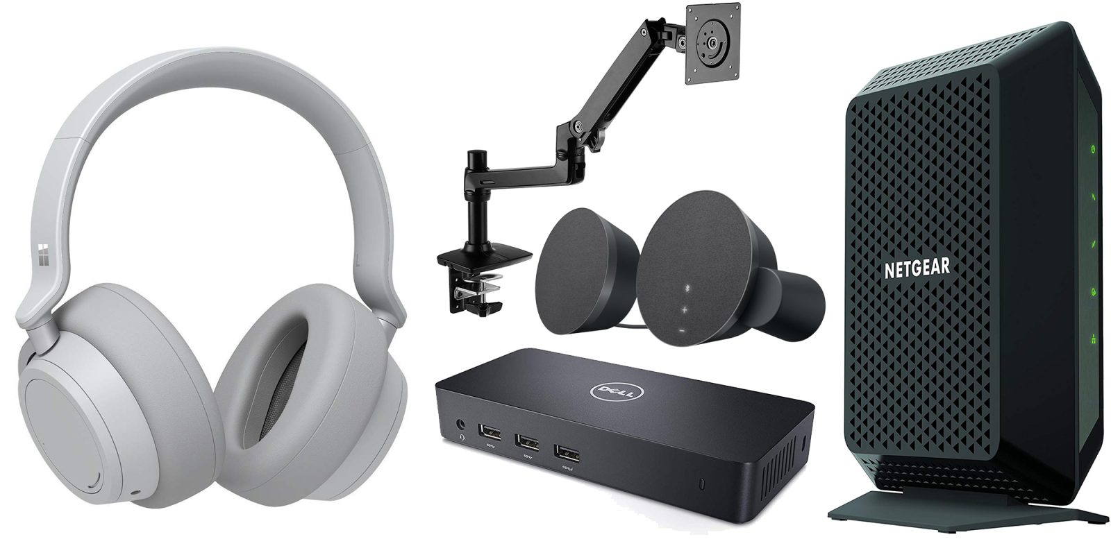 Mac and PC accessories from Logitech, NETGEAR, and more from $7 for Prime Day