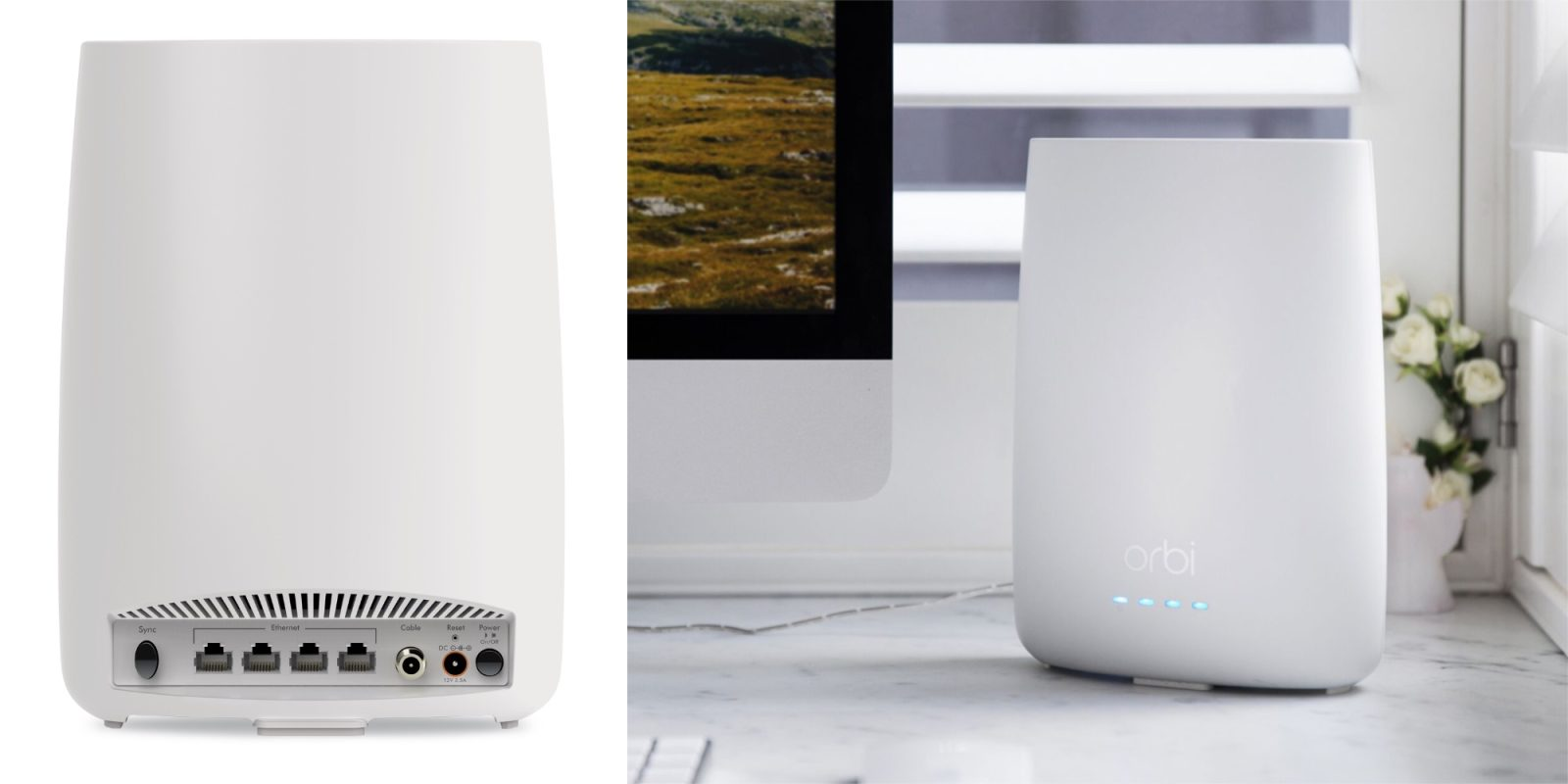 NETGEAR's Orbi Cable Modem + Wi-Fi Router drops to new low at $214 (Save 20%)