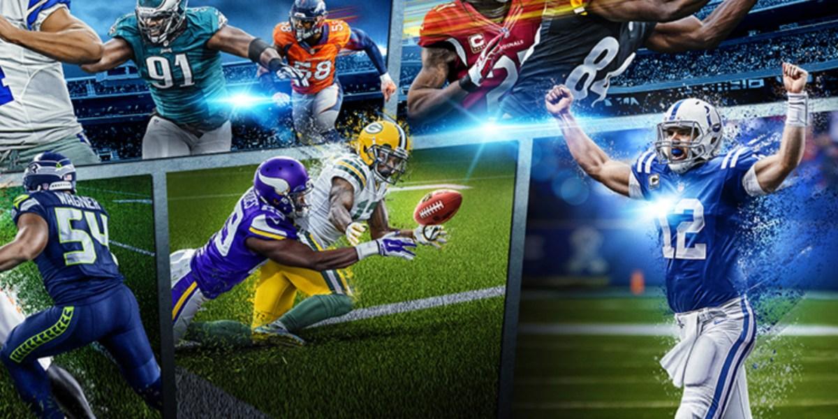 NFL Sunday Ticket promo image