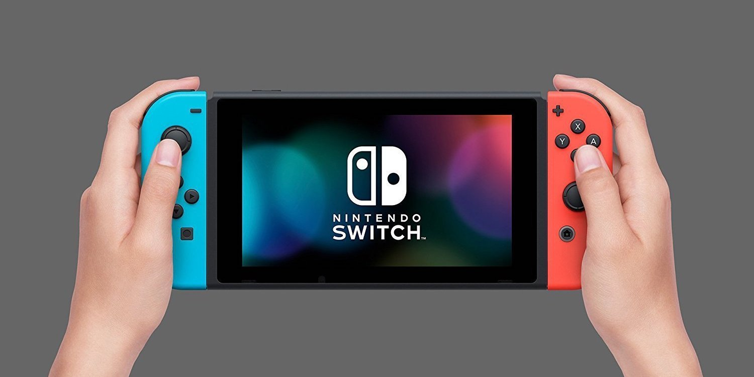 Nintendo Switch Console with Gray Joy-Con matching Prime Day: $265 (Reg. $300)