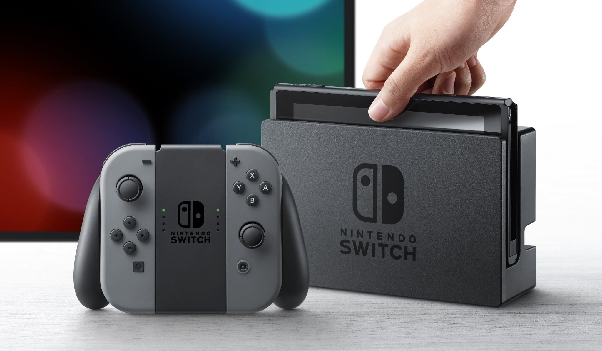 Original Nintendo Switch inbound
