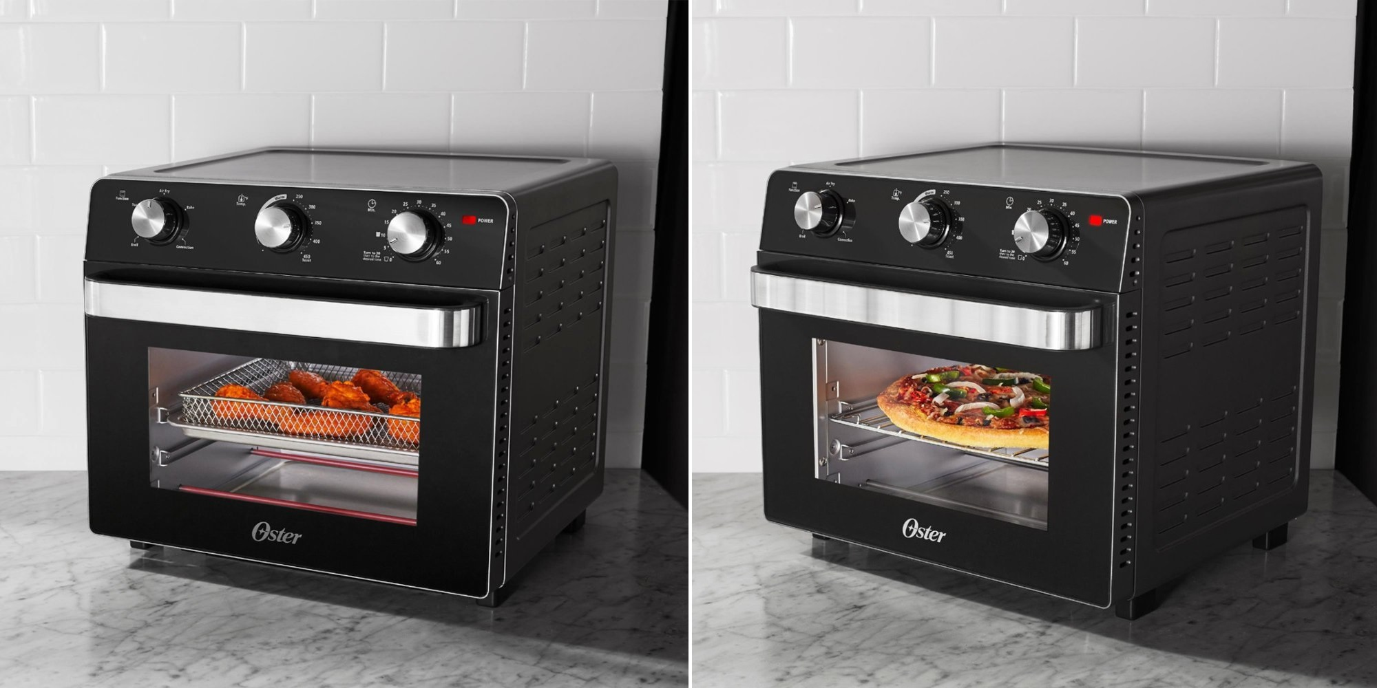 Save At Least 50 On This Oster Air Fryer Toaster Oven For