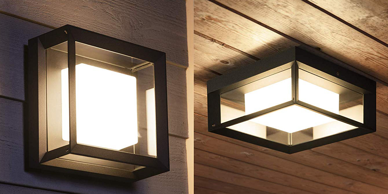 Philips Hue Outdoor Wall Light hits new all-time low at $110 (Reg. $130)