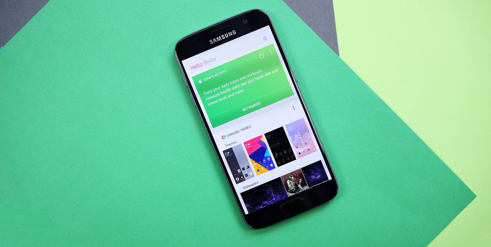 Replace your broken phone with this refurb. Galaxy S7: $163.50 (Orig. $669)