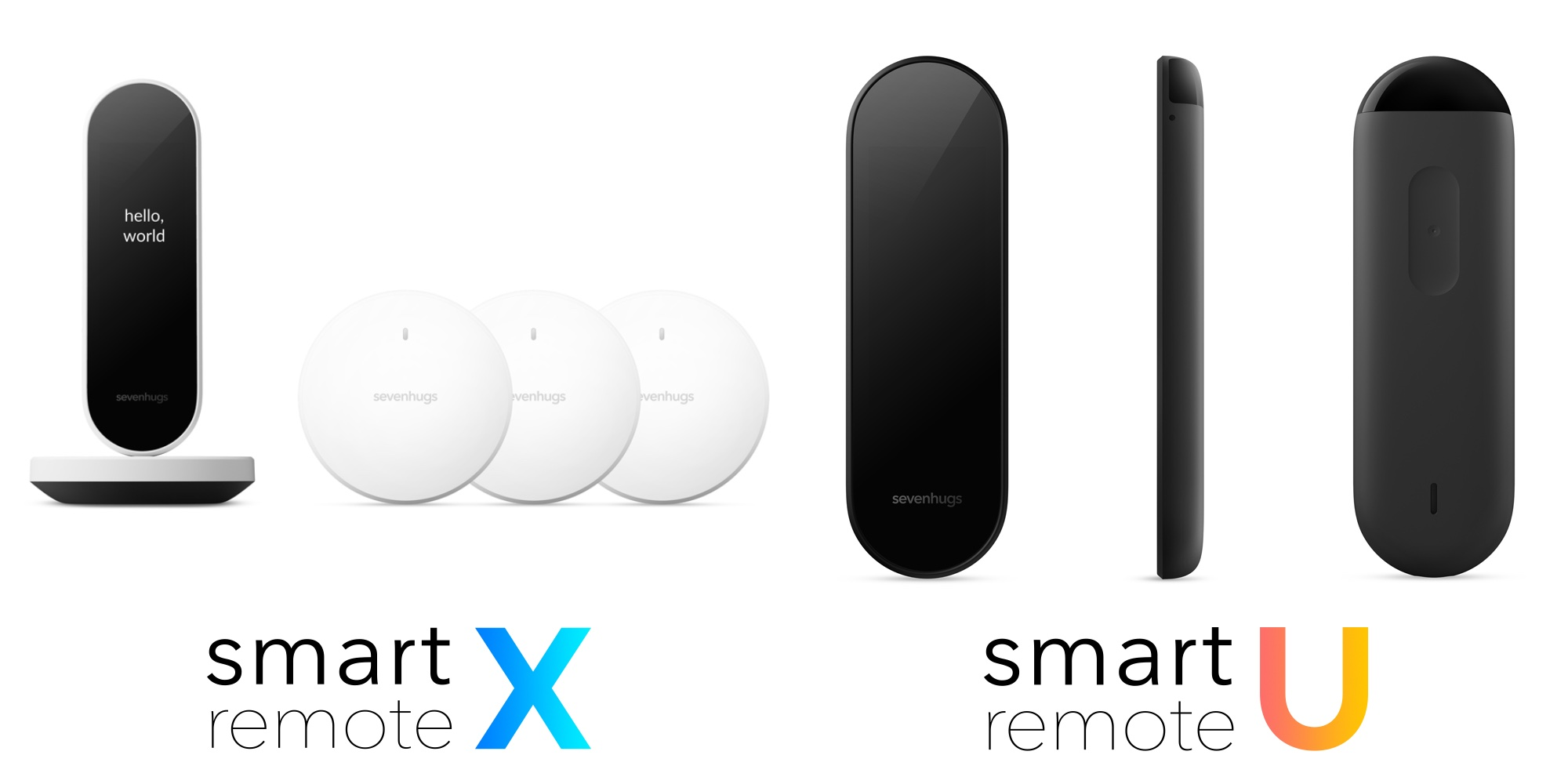 Sevenhugs Smart Remote U