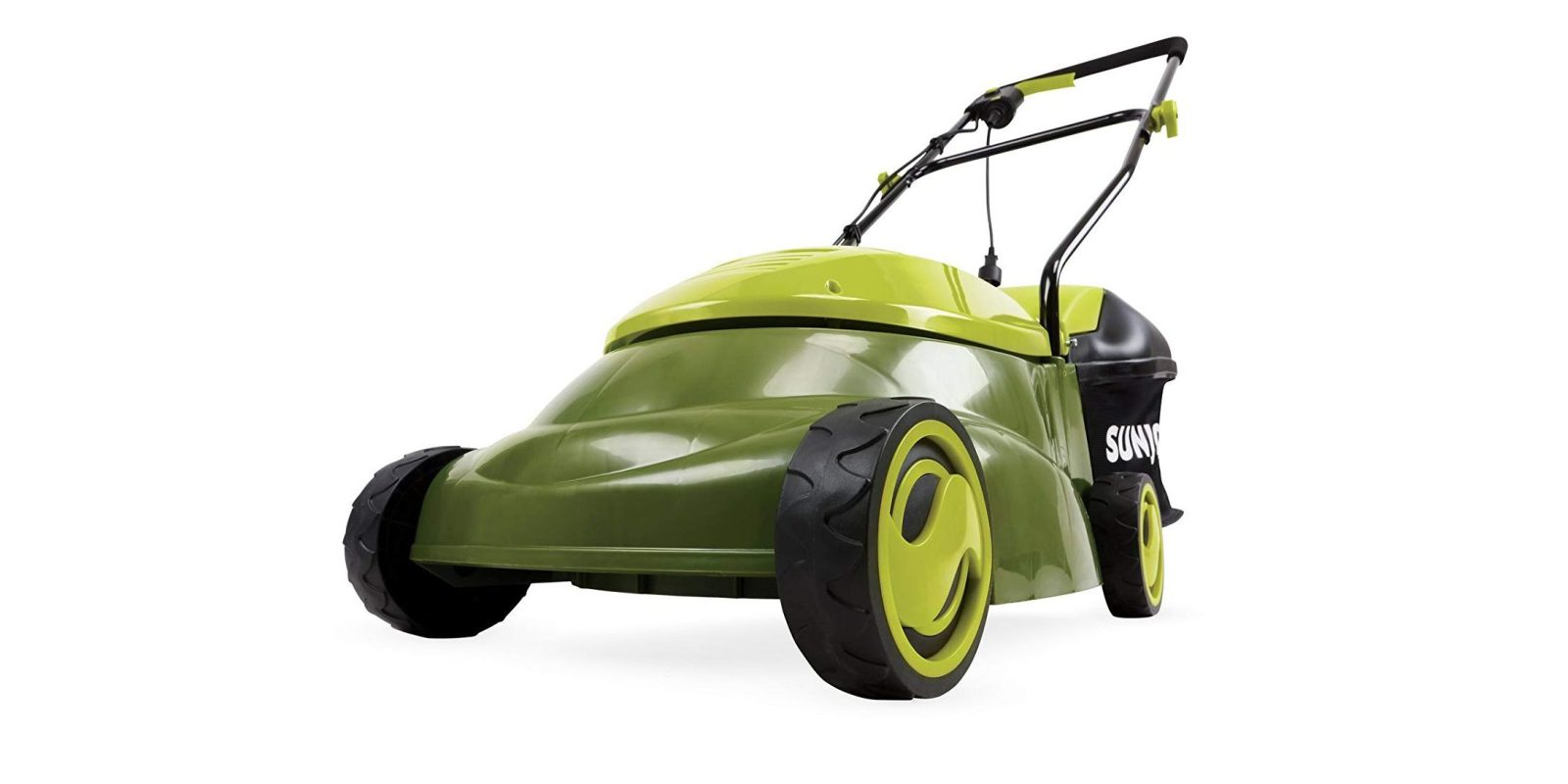 Forget gas and oil, this Sun Joe 14-inch electric mower is $119 (Reg. $160)