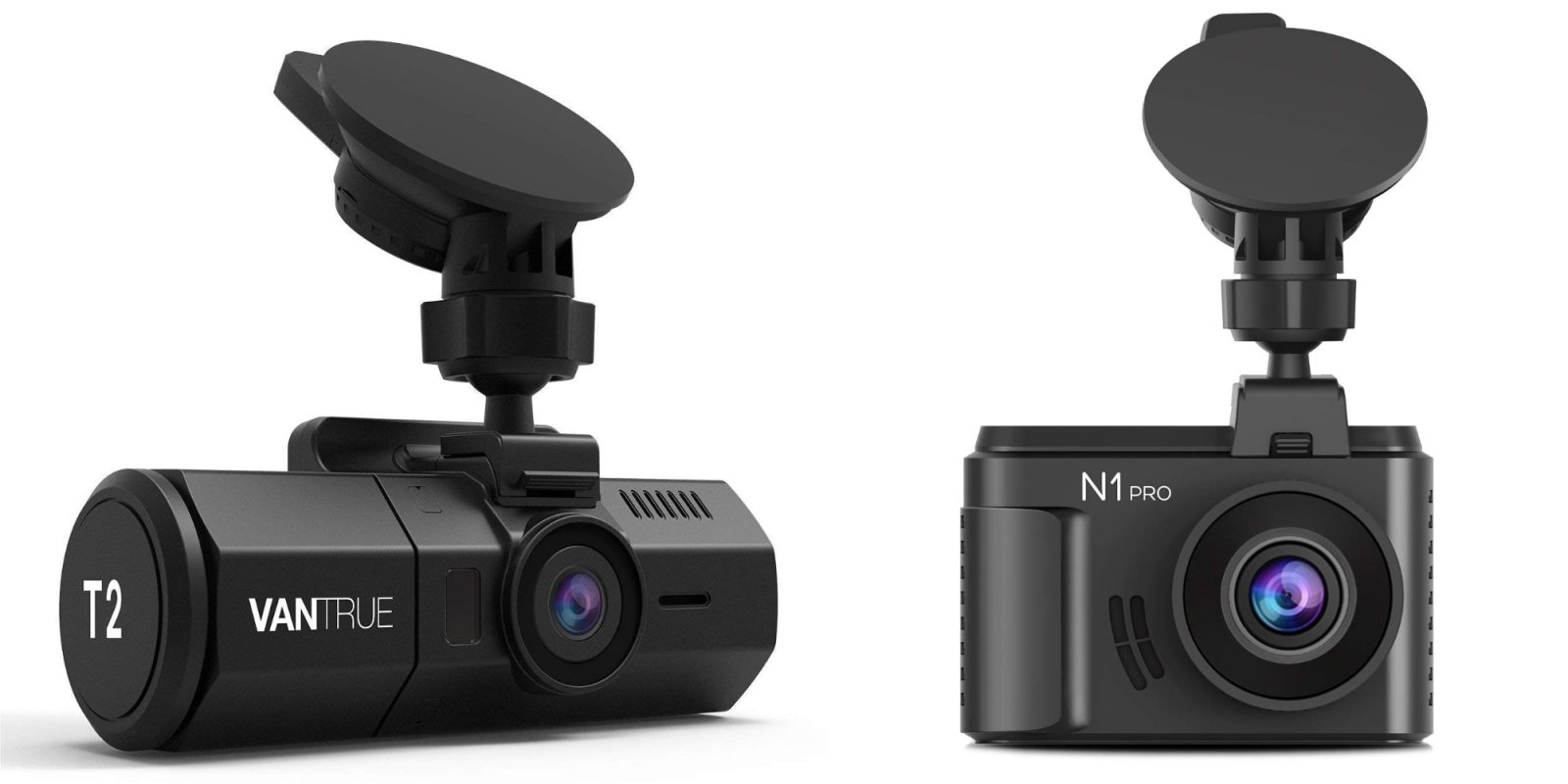 Save up 37% off Vantrue dash cams at new lows with Prime Day deals from $56