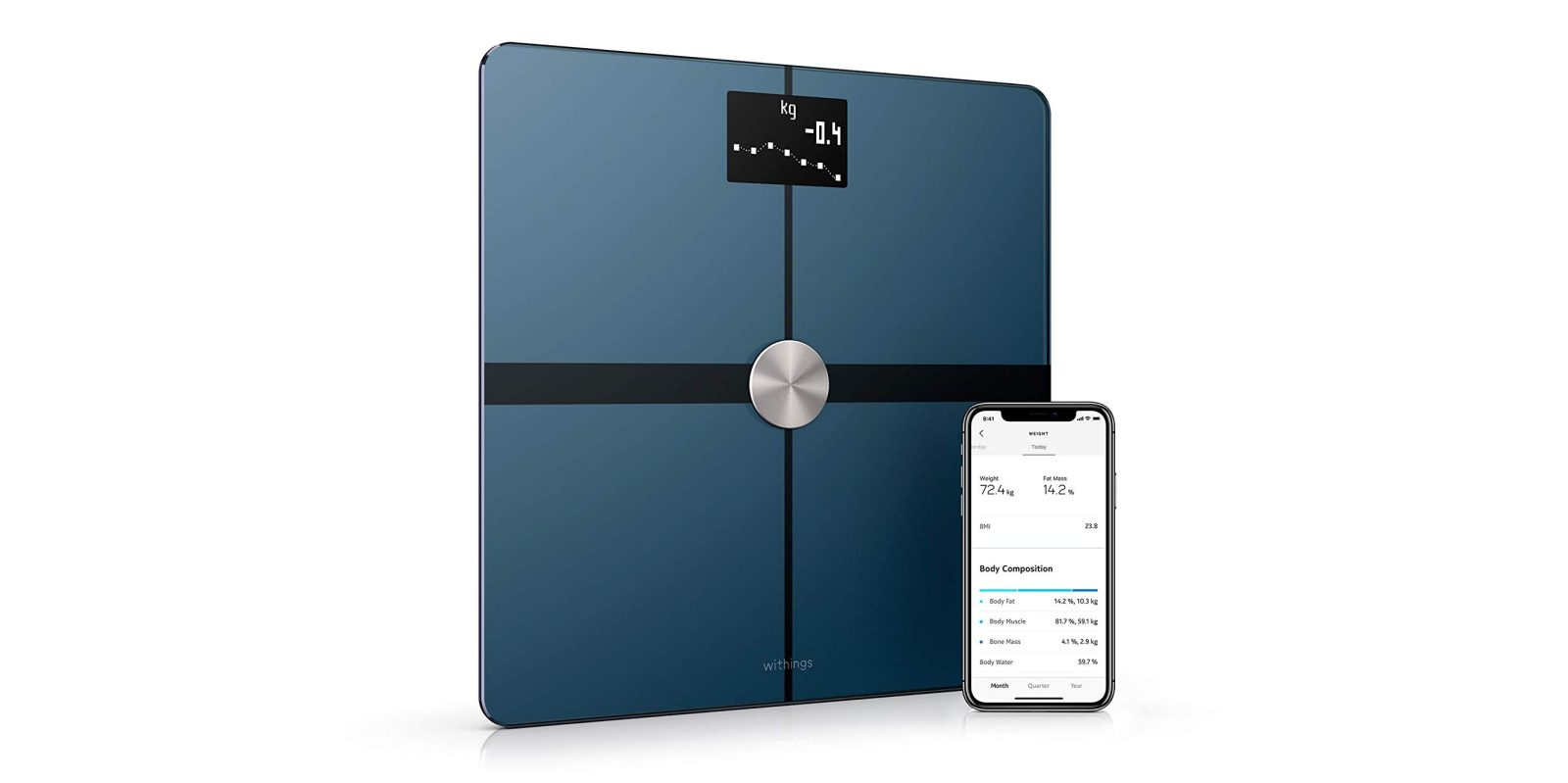 Withings Body+ Smart Scale trims over 20% off, now $78 at Amazon