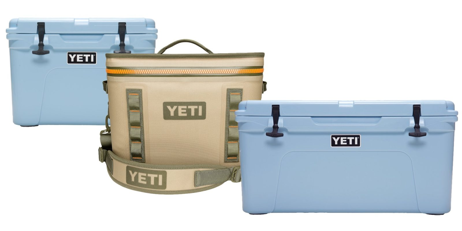Prep for your next tailgate with Prime Day's 30% off YETI Cooler sale from $140