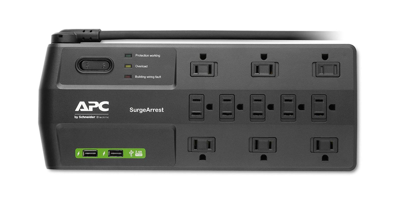 At $20, APC's 11-Outlet + USB Surge Protector is a steal (All-time low)