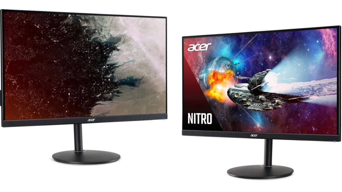 Acer Nitro XF2 Monitors