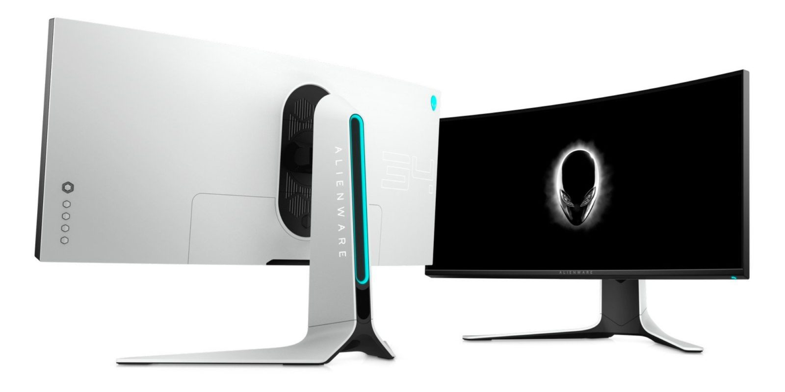 Alienware's supersized 55-inch OLED Monitor is capable of 4K at 120Hz, more