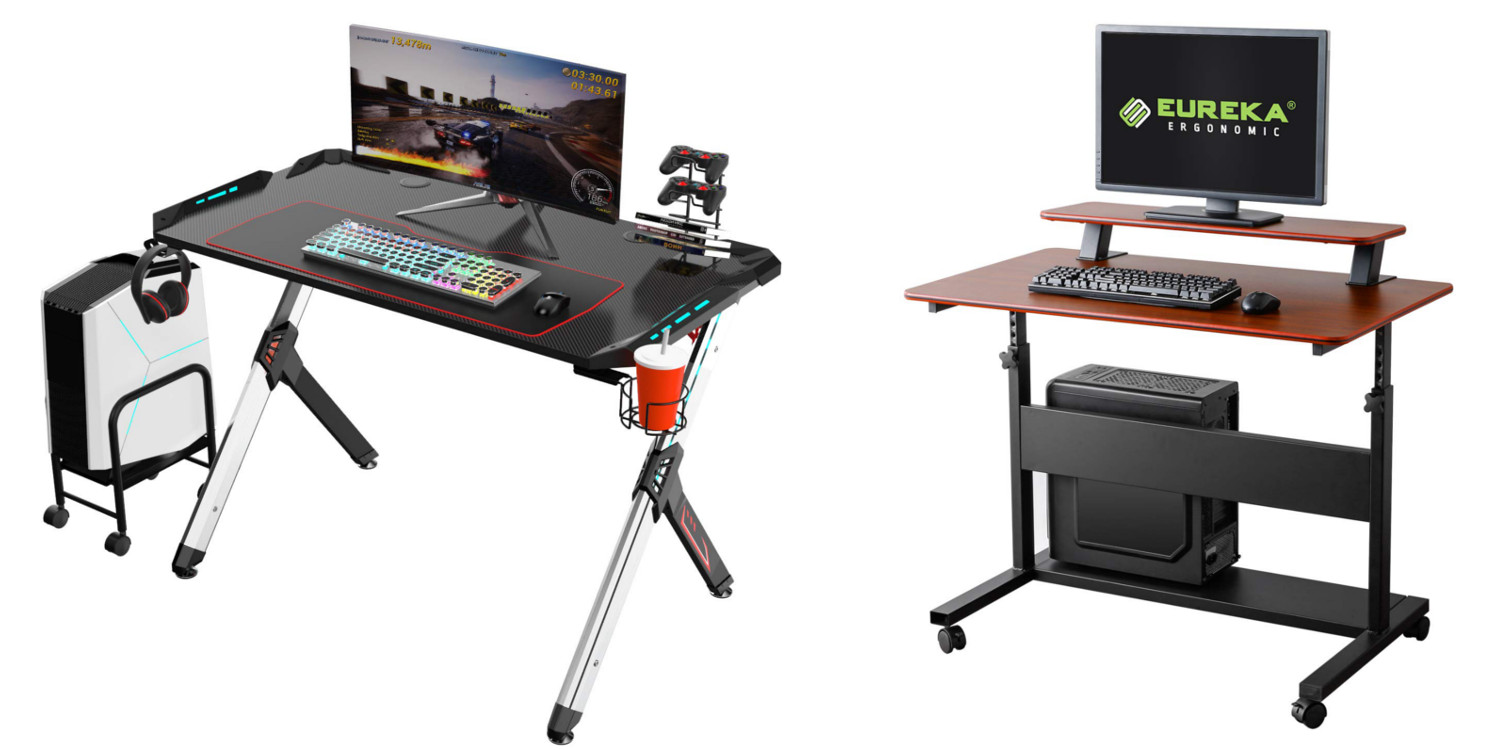 Tremendous Amazon 1 Day Office Gaming Desk Sale Up To 30 Off Deals Home Interior And Landscaping Eliaenasavecom