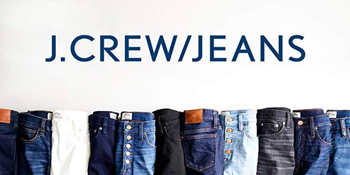 Amazon J.Crew Jeans