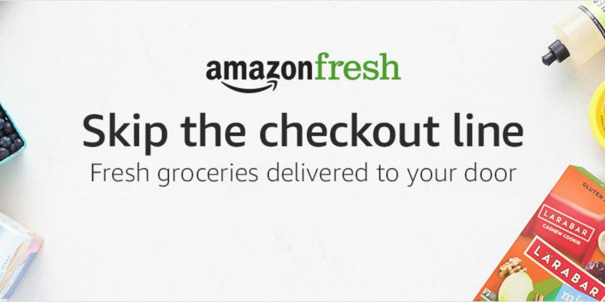 AmazonFresh availability