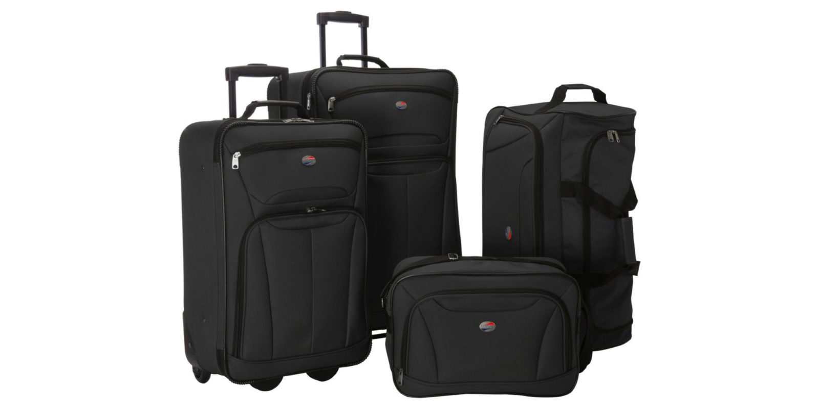 Prep for travels with American Tourister's 4-pc. Luggage Set: $56 (2019 low)
