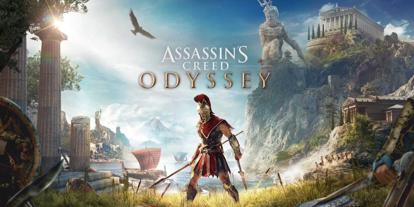 Today's Best Game Deals: Assassin's Creed Odyssey $20, Mario Maker 2 $45, more